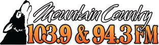 Mountain Country 103.9 and 94.3 FM